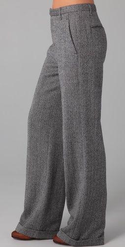 rag-bone-herringbone-wide-leg-trousers