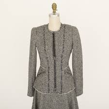 rebecca-taylor-stretch-tweed-jacket-and-dress