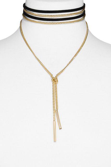 sugarfix-by-baublebar-chain-wrap-choker-necklace-16-99-target