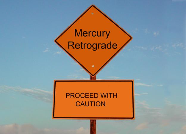 Mercury Retrograde - Buzzfeed