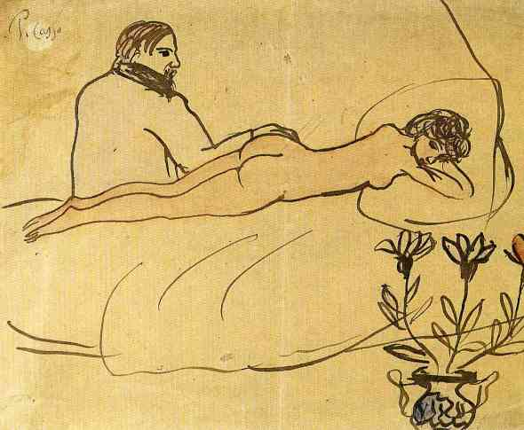 nude-with-picasso-by-her-feet
