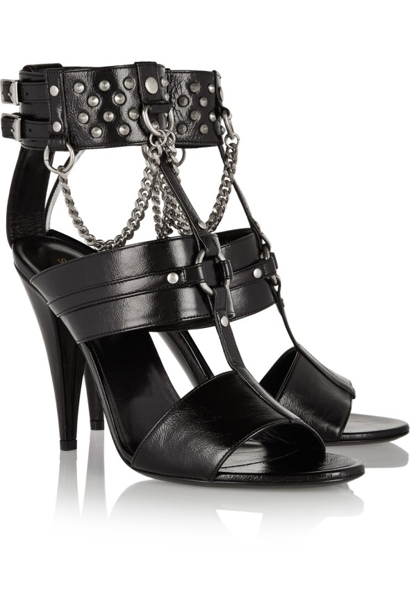 saint-laurent-studded-chain-buckle-embellished-sandal-4