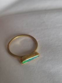 Opal Ring - one-off NYC