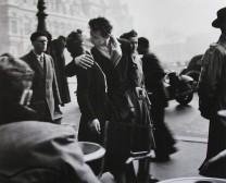 robert-doisneau-beso le baiser the kiss