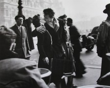 robert-doisneau-beso le baiser the kiss