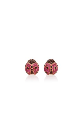 begum-khan-pink-ladybug-cufflinks