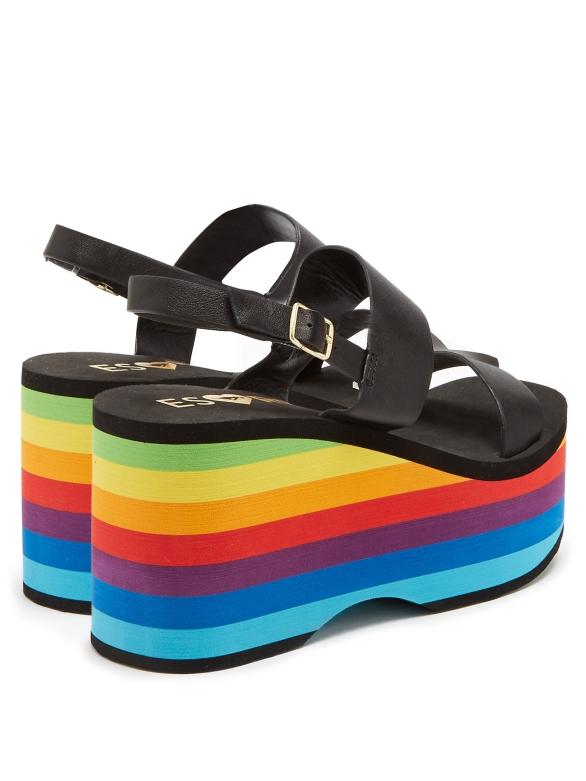 ES x RD Rainbow Sandals
