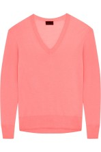 J Crew Pink Cashmere Sweater