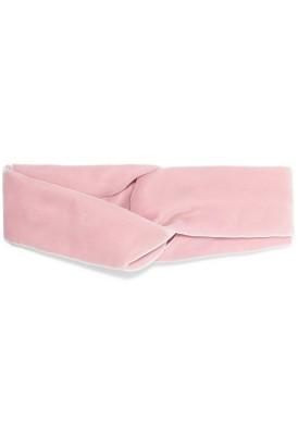 Jennifer Behr Velvet Turban Pink