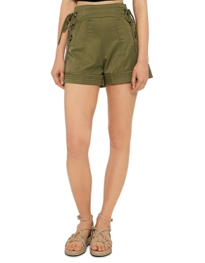 Marissa Webb Marie LAce Up Shorts $398 IfChic 2