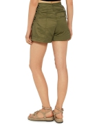 Marissa Webb Marie LAce Up Shorts $398 IfChic 3