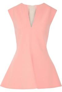 Marni Bonded Crepe top Pink