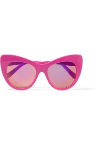 Stella McCartney Cat Eye Sunglasses Pink