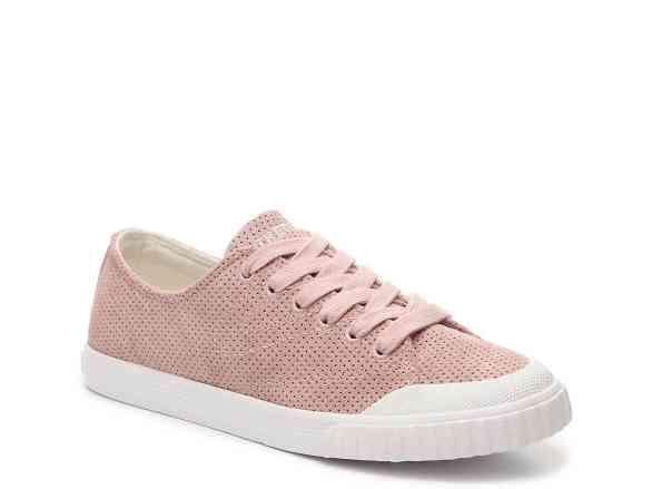 Tretorn Marley 3 Blush Pink Tennis Shoes