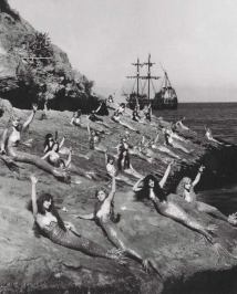 Vintage-photos-mermaids