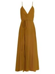 Loup Charmant Ballet Wrap cotton dress $250