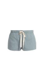Loup Charmant cotton Drawstring shorts $175