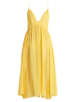 Loup Charmant Lucia cotton dress $359