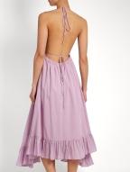 Loup Charmant Miami cotton dress $416 back