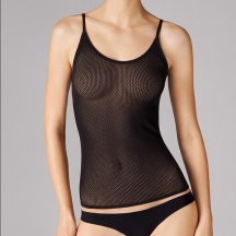 Wolford Netsation Top and Panties