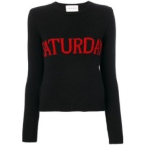 Alberta-Ferretti-Weekday-jumpers-saturday black