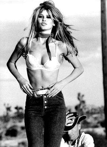 Claudia Schiffer guess-models-guess-