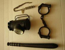 Victorian Police Equipment