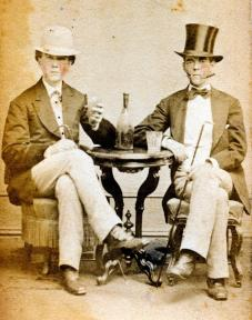 Victorian trousers