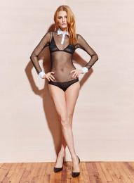fleur_du_mal_collar_bodysuit_sheer with white collar
