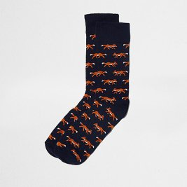 River Island Fox Socks