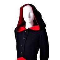 Givenchy_vintage_hood_dress_red_1980's $1200 1stDibs 8
