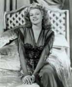 Rita Hayworth - 1942 negligee