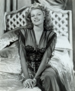 Rita Hayworth - 1942 negligee