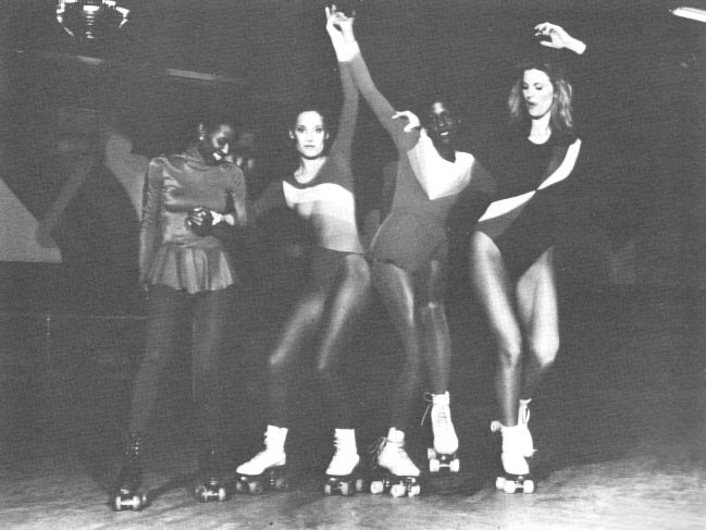 Rollerskating Leotards