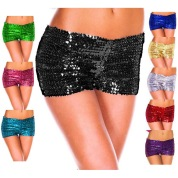Boyshorts Hot-New-sexy-panties-for-Women-Shorts-Sequins-font-b-Shiny-b