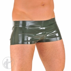 Men's rubber boyshorts