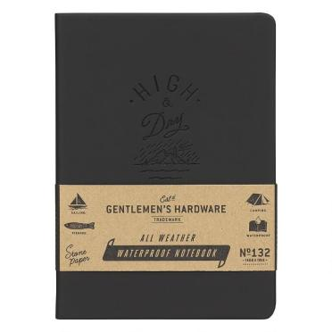 Bass Gentlemen's Hardware Waterproof Notebook