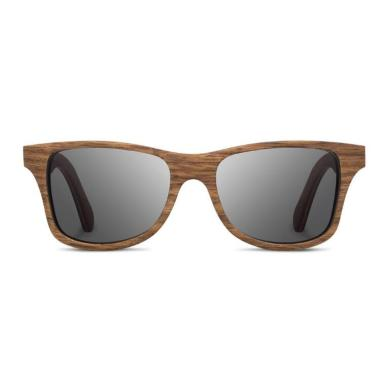 Bass Shwood Canby Wood Sunglasses $149