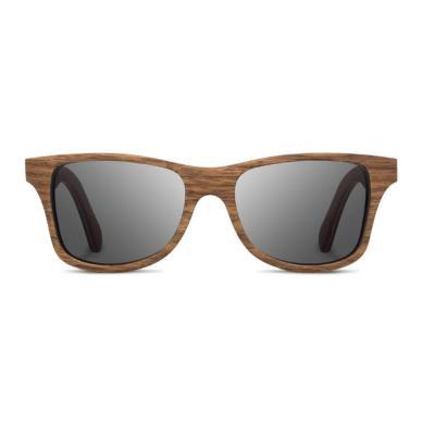 Bass Shwood Canby Wood Sunglasses $149