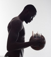 Calendar American basketball player Jeremiah Wilson, who plays for Italian club Imola
