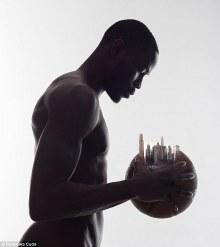 Calendar American basketball player Jeremiah Wilson, who plays for Italian club Imola