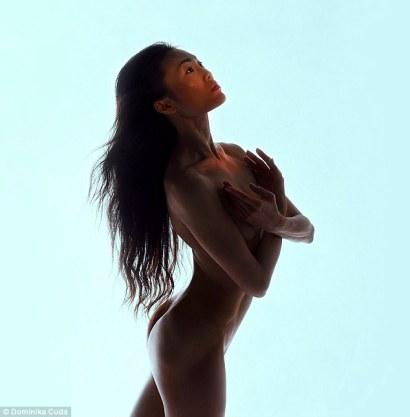 Calendar Japanese dancer Yuka Ebihara is a professional in the Polish national ballet