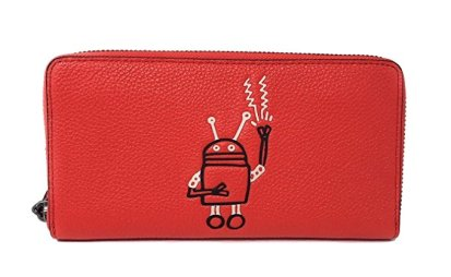 Coach Ltd. Ed. Keith Haring Wallet
