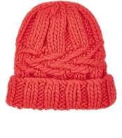 Eugenia Kim Marled Wool Coral