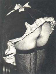 French Maid Bum