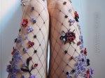 Lirika Matoshi Ladybug FishnetTights