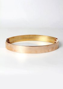 Maison Martin Margiela - Gold Brass Belt