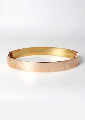 Maison Martin Margiela - Gold Brass Belt