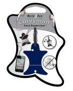 Nite Ize Curvy Man earphone holder $4 Eddie Bauer