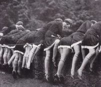 rolled stockings group